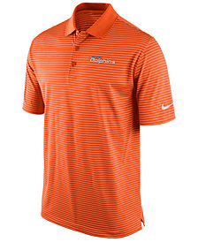 Nike Men's Miami Dolphins Stadium Polo
