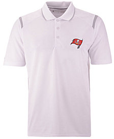 Antigua Men's Tampa Bay Buccaneers Merit Polo