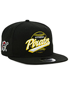 New Era Pittsburgh Pirates Vintage 9FIFTY Snapback Cap