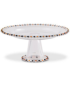 CLOSEOUT! Home Essentials Glass Cake Stand