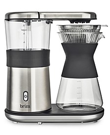 8-Cup Electric Pour-Over Coffee Maker