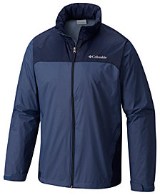 Columbia Men's Big & Tall Glennaker Lake™ Colorblocked Rain Jacket