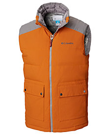 Columbia Men's Challenger Water-Resistant Insulated Vest