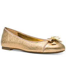 MICHAEL Michael Kors Alice Ballet Flats