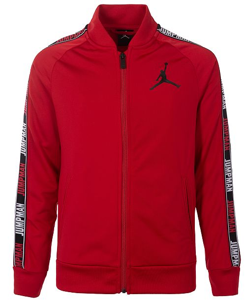Jordan Little Boys Jumpman Graphic Legacy Zip-Up Jacket   Reviews ... bafb4a833