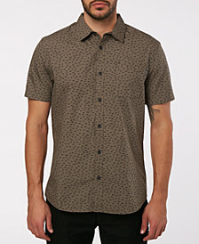 O'Neill Men's Central Micro Print Woven Shirt