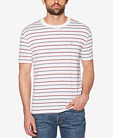 Original Penguin Men's Striped T-Shirt