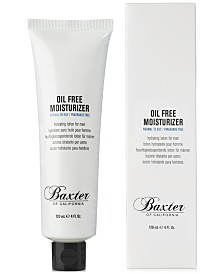 Baxter Of California Oil Free Moisturizer, 4-oz.