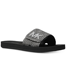 MICHAEL Michael Kors MK Slide Sandals