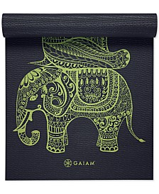 Gaiam Elephant 6mm Yoga Mat