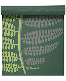 Gaiam 6mm Yoga Mat