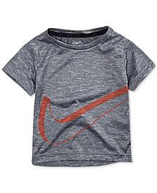 Nike Little Boys Swoosh-Print T-Shirt