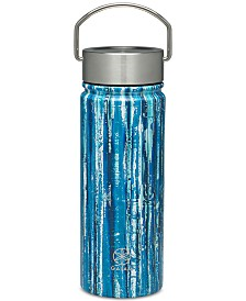 Gaiam Stainless Steel Wide-Mouth Water Bottle