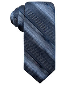 Ryan Seacrest Distinction™ Men's Lombardy Stripe Slim Tie, Created for Macy's