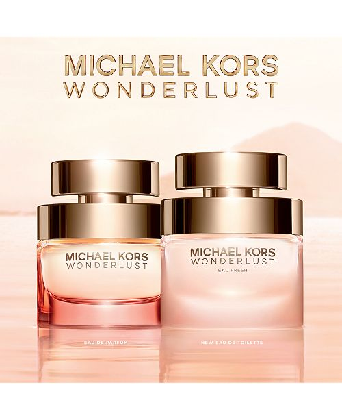 c14ba6a8f7a6 Michael Kors Wonderlust Eau Fresh Eau de Toilette