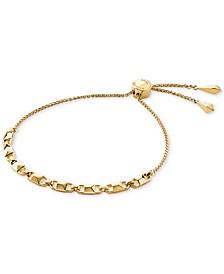 Women's Mercer Link Sterling Silver Slider Bracelet