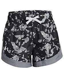 Under Armour Big Girls Sprint Printed Shorts