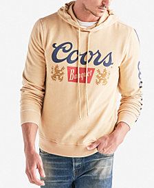 Lucky Brand Men's Coors Banquet Graphic Hoodie