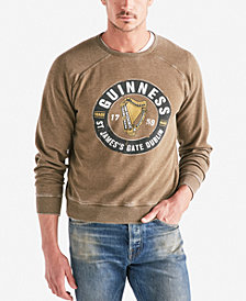 Lucky Brand Men's Guinness Graphic Sweatshirt