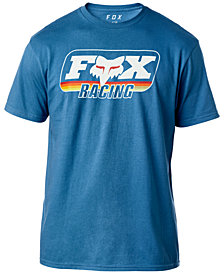 Fox Men's Throwback Graphic T-Shirt