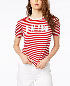 Project 28 New York Striped T-Shirt