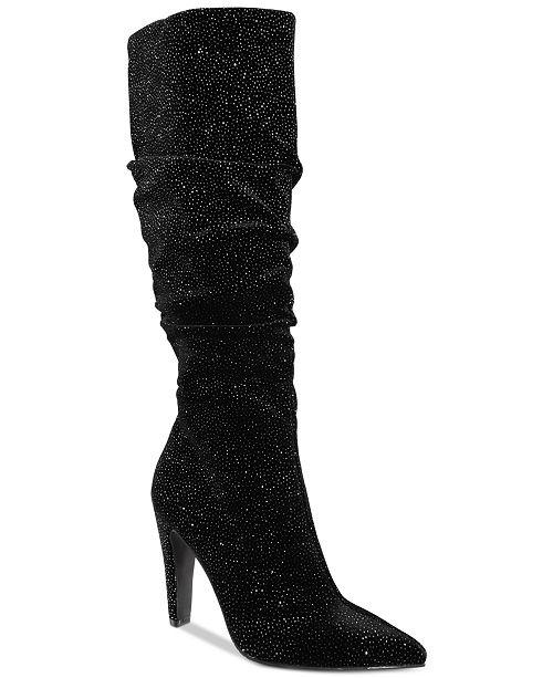 Nina Diandra Pointed-Toe Boots