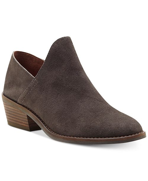 Lucky Brand Women's Fausst Crashback Shooties