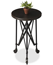 Metalworks Accent Table