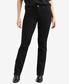Levi's® 505™ Straight-Leg Jeans Short and Long Inseams