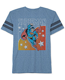 DC Comics Toddler Boys Superman Graphic T-Shirt