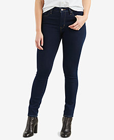 Levi's® 721 High-Rise Skinny Jeans Short Inseams