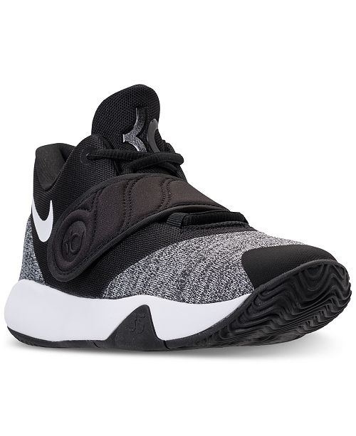 new style b7139 84e05 Nike Boys' KD Trey 5 VI Basketball Sneakers from Finish Line ...