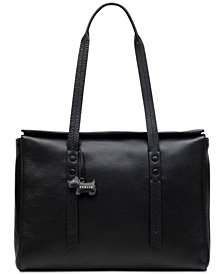 Radley London Flapover Leather Tote