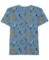 8aa80ecfb Mickey Mouse Kids Character Shirts   Clothing - Macy s