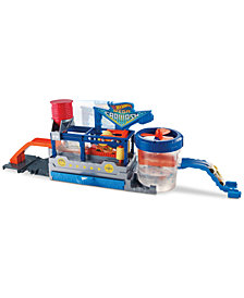 Mattel Hot Wheels Mega Car Wash Set