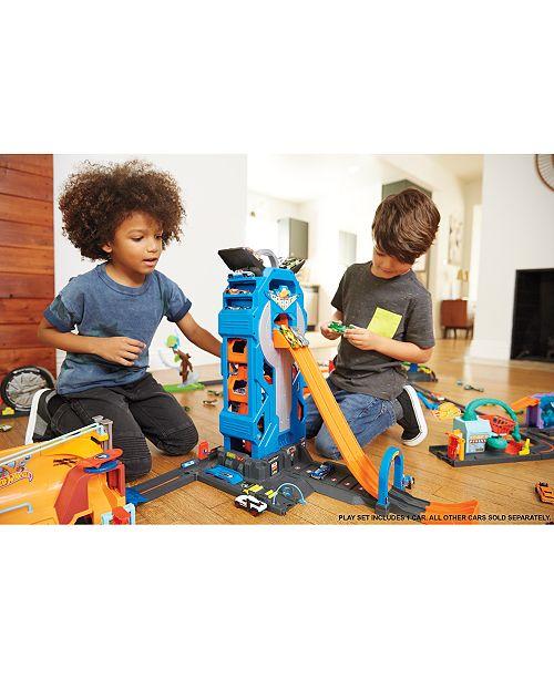 Hot Wheels Mattel Mega Garage & Reviews