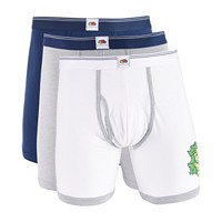 3 Pack Fruit of The Loom Men's Limited Edition Boxer Briefs