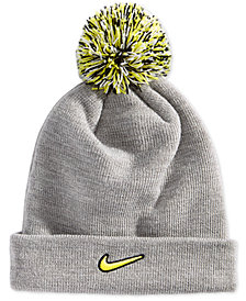 Nike Little Boys Pom-Pom Beanie Hat