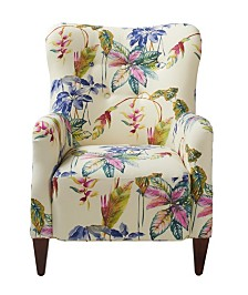 Paradise Upholstered Arm Chair