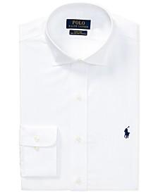 Men's Classic Fit Cotton Dress Shirt