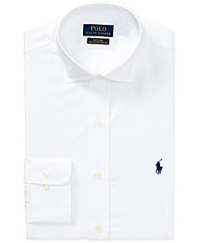 Lauren Ralph Lauren Men's Classic Fit Cotton Dress Shirt