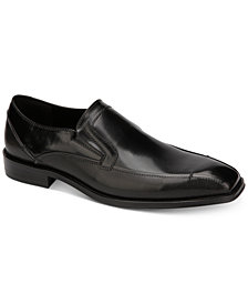 Kenneth Cole Reaction Men's Leather Witter Slip-Ons