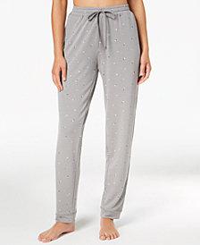 HUE® Printed Jogger Pajama Pants