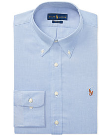 Polo Ralph Lauren Men's Classic Fit Cotton Dress Shirt