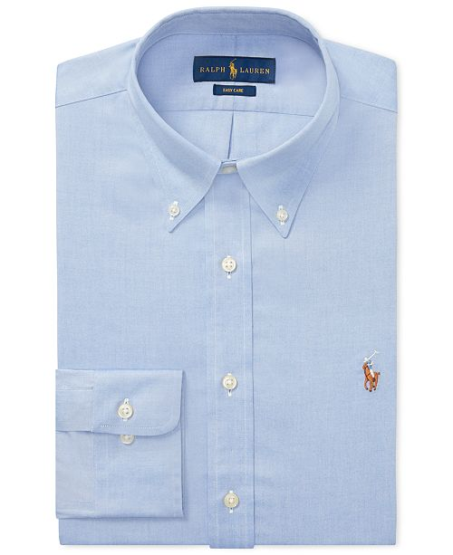 Polo Ralph Lauren Polo Ralph Lauren Men's Classic Fit Cotton Dress Shirt