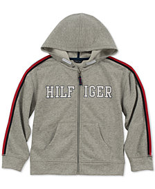 Tommy Hilfiger Little Girls Full-Zip Hoodie