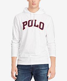 Polo Ralph Lauren Men's Hooded Graphic Cotton T-Shirt Hoodie