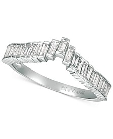 Baguette Frenzy™ Diamond Ring (1/2 ct. t.w.) in 14k White Gold