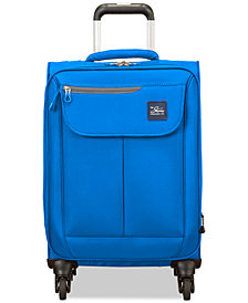 "Skyway Mirage 2 20"" Expandable Carry-On Spinner Suitcase"