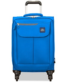 "Skyway Mirage 2.0 20"" Expandable Carry-On Spinner Suitcase"